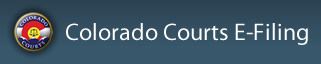 Integrated Colorado Courts E-Filing System