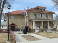 Picture of Crowley County - Ordway Office