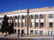 Picture for Las Animas County Courthouse
