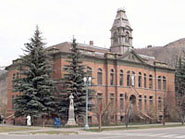 Picture of Pitkin County Courthouse