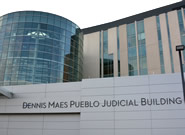 Picture of Pueblo Combined Court