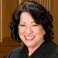 United States Supreme Court Justice Sonia Sotomayor