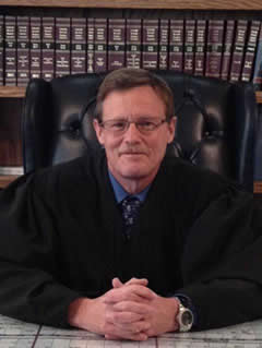 Judge Gerald Keefe