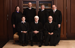 Justices of the Colorado Supreme Court