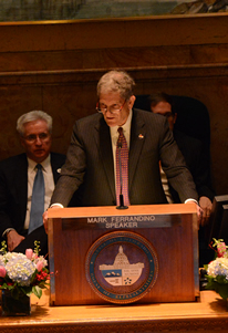 Chief Justice Bender delivers State of the Judiciary